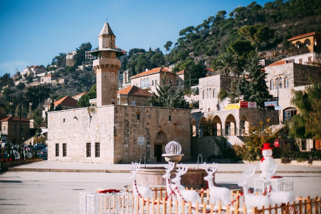 Mosquée de Deir el Qamar © Mehdi Drissi
