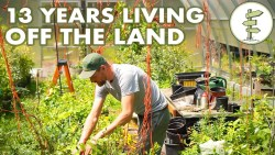 13 Years Living Off the Land – Man Shares REAL Homestead Experience
