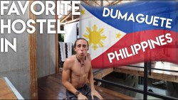 My Favorite Hostel in Dumaguete – Philippines Travel Vlog Ep 15