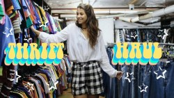 Come Thrifting With Me | NYC TRY ON THRIFT HAUL Ep. 1