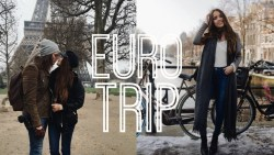 TRAVEL DIARY: EURO TRIP | London, Paris + Amsterdam
