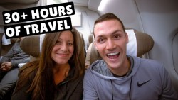 NASHVILLE to OMAN | Swiss Airlines | KLM Lounge