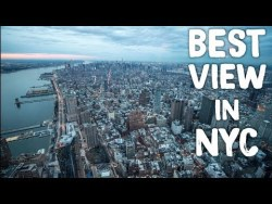 The BEST view in NYC 😱 New York City Travel Vlog
