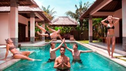 LIVING LIKE A KING FOR $20 – BALI INDONESIA