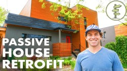1950s Home Retrofit to Super Efficient Passive House – Urban Green Building