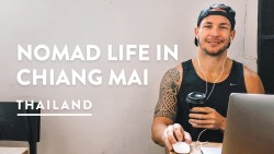 A DAY IN THE LIFE – CHIANG MAI DIGITAL NOMAD | Thailand Travel Vlog 123, 2018 | Chiangmai