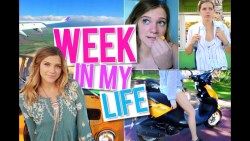 A Week In My Life: Spring Break!