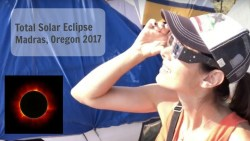 BEST ECLIPSE VIEWING IN MADRAS OREGON (Vlog #2)