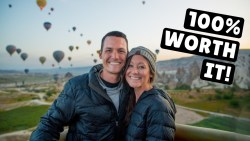 CAPPADOCIA, TURKEY | World's Most Popular Hot Air Balloon Ride