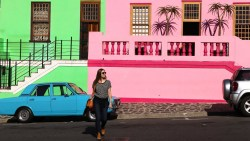COLORFUL BO-KAAP and a STROLL around CAPE TOWN | South Africa
