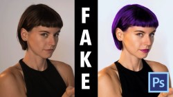 Fake Yourself Flawless – Beginner Retouching Secrets in Photoshop  – | Sorelle Amore