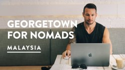 GEORGETOWN DIGITAL NOMAD COSTS – CAN WE LIVE HERE? | Penang Digital Nomad | Malaysia 089, 2017