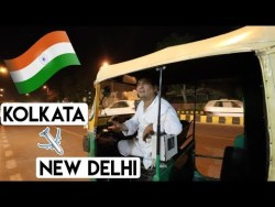 INDIA TRAVEL VLOG – Kolkata to New Delhi Ep. 31