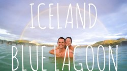 London to ICELAND | BLUE LAGOON!
