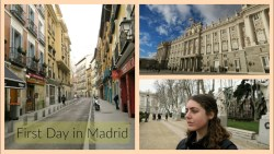 Madrid – Part I