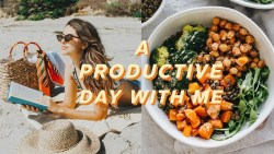 Summer Day in My Life | Healthy and Productive