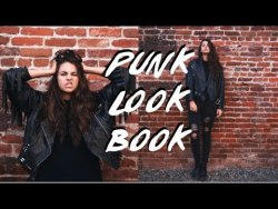 THRFITED GRUNGE ROCK INSPIRED LOOKBOOK