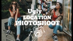 UGLY LOCATION PHOTOSHOOT CHALLENGE | NYC Style