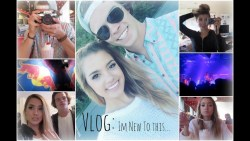 Vlog | Red Bull Party, Date Night & Dirty Heads Concert!