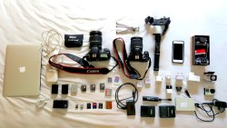 What I Film With // All My Tech & Camera Equipment!