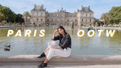 what i wore in paris | fall ootw