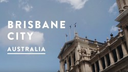 BRISBANE CITY CBD AUSTRALIA VLOG |  Queensland, Australia Travel Vlog 033, 2017