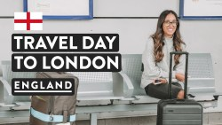 LEAVING CROATIA – Travel Day To London | Croatia & England Travel Vlog