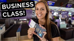 Overall BEST BUSINESS CLASS Experience | How to $2,296 for FREE