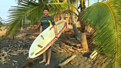 SURFER PHOTOSHOOT IN COSTA RICA!!