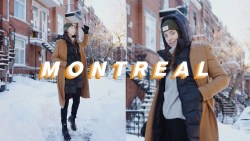 travel with me to montreal, canada