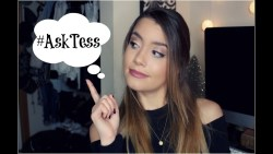 #AskTess | Vlogmas, Living With Patrick, Hating Youtube & More!