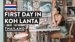 CHILL DAY IN KOH LANTA | Thailand Travel Vlog | Thai Islands