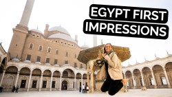 FIRST DAY in CAIRO! | Egypt Travel Vlog 2019
