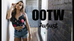 OOTW: AUGUST | End of Summer Outfits