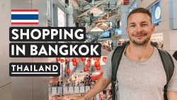 REAL OR FAKE? Insane Bangkok Shopping Malls | MBK & Siam Paragon | Thailand Travel Vlog