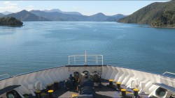Cook Strait Ferry | Picton to Wellington, NZ