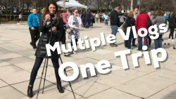 Creating Multiple Videos from One Trip