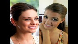 Mila Kunis Inspired Hair and Makeup-Friends With Benefits