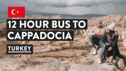 The Journey: ISTANBUL TO CAPPADOCIA BUS | Turkey Travel Vlog | Travel Talk Tours #1