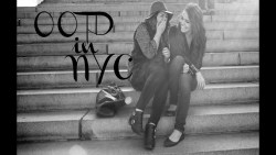 OOTD: in NYC with MissFashioneda!!