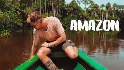 You DO NOT want to fall in this lake – AMAZON RAINFOREST