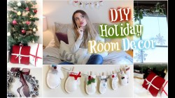 DIY Holiday Room Decor | Easy & Affordable!