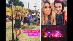 BRITISH MUSIC FESTIVAL FUN!