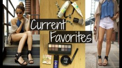 My Current Spring Favorites | Skincare, Beauty & Fashion