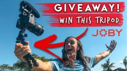 MUST HAVE VLOG GEAR 2019 – NEW GorillaPod 3k PRO (GIVEAWAY)