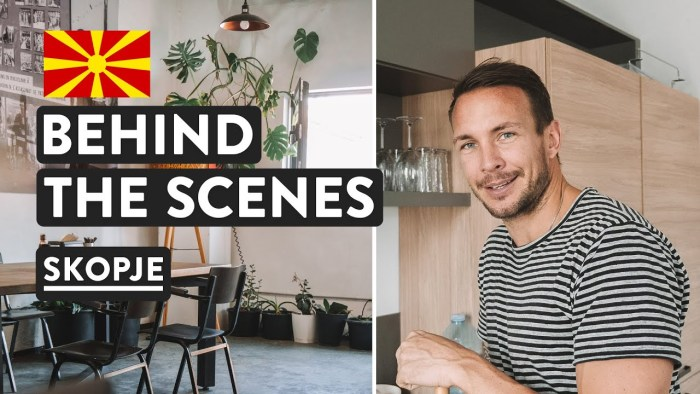Day In The Life: Full-Time Travellers & Digital Nomads | Skopje, North Macedonia