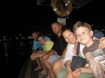 Boat trip to Souk Markets