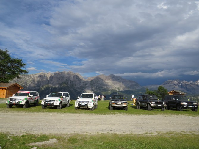 Tour4x4 Alpi&Dolomiti drivEvent
