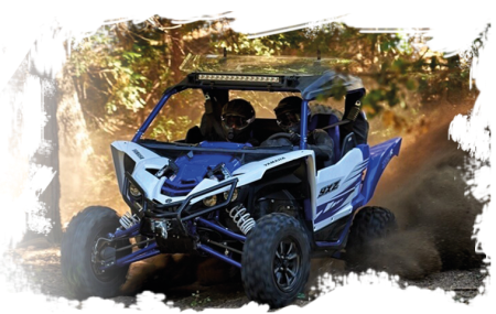 Yamaha Buggy Tour4x4 Incentive