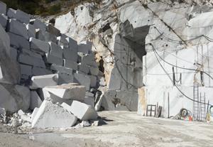 Tour4x4 alle Cave di Marmo di Vagli